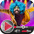 Dance Video Maker With Music v 1.0 app icon