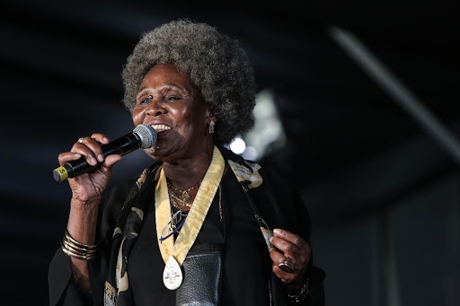 BREAKING | Veteran musician Dorothy Masuka has died
