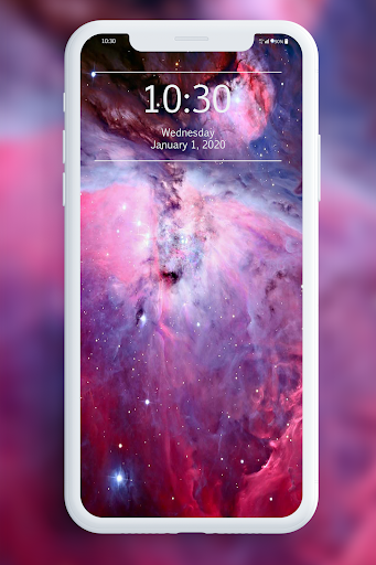 Galaxy Wallpaper 1.0 screenshots 7