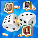 Dice Friends - Yatzy Poker Dice King Multiplayer icon
