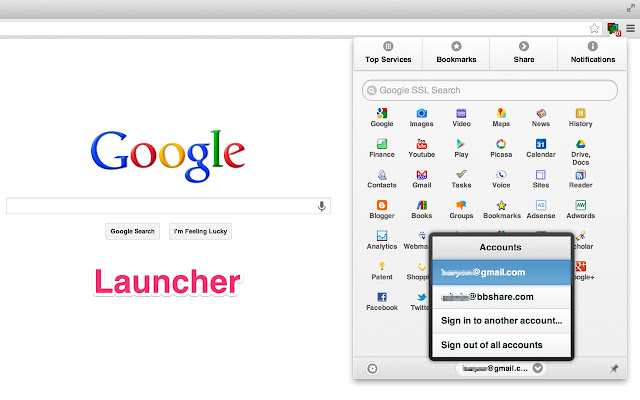 BB Launcher Plus