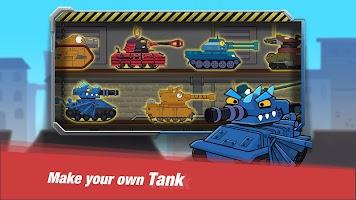 screenshot of Tank Heroes - Tank Games,Tank Battle Now