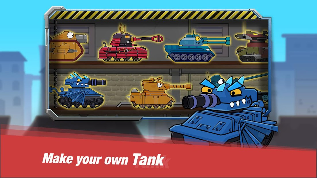 Tank Heroes - Tank Games,Tank Battle Now Android App Screenshot