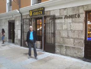 Photo: Cerveceria Morito. Burgos