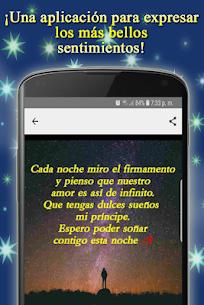 Frases Bonitas con Imágenes de Buenas Noches Amor 9