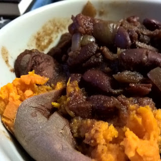 African Tangine with Apricots and Dates.