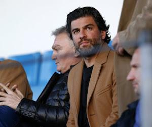 Officiel !  Le Sporting Charleroi a conclu l'arrivée de son nouvel attaquant