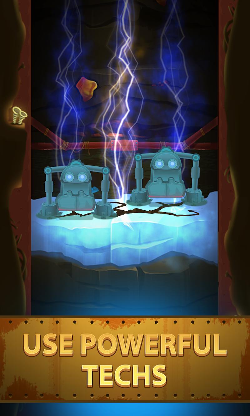 Deep Town: Mining Factory Screenshot 4