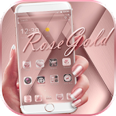 Rose Gold Theme