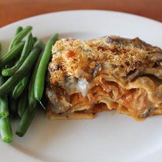 Creamy Tuna Lasagne