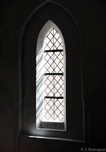 Photo: Roskilde Window Pane - Window to the great beyond from Roskilde - Domkirke - Cathedral, Denmark's Royal burial place. Somber and dignified, with a touch of elegance. #Denmark   #photography   #Roskilde   #romagosa  http://fineartamerica.com/featured/roskilde-window-pane-juan-romagosa.html?newartwork=true