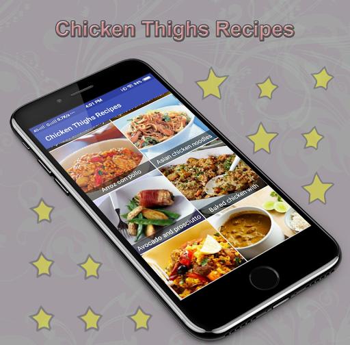 Chicken Thighs Recipes 1.0 screenshots 3