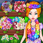 Flower Factory Bouquet Maker Salon Icon
