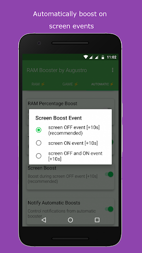 Download RAM & Game Booster by Augustro MOD APK 6