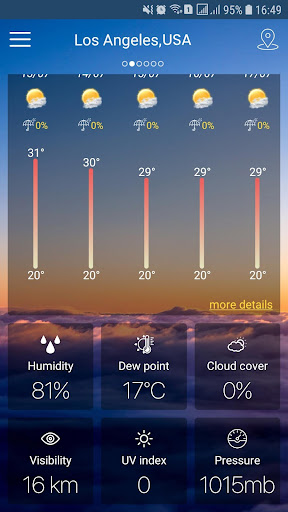 Weather 1.28.90 screenshots 10