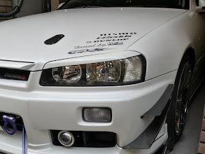 スカイライン ER34 GT-X 2000年のカスタム事例画像 R34カズちゃん号さんの2020年08月13日12:21の投稿