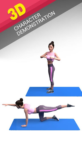 Download Female Abs Workout: Lose Belly Fat in 30 Days For PC 1