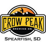 Logo for Crow Peak Brewing Co.