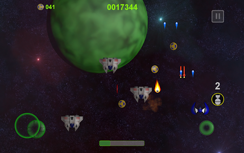 Galactiblaster: Resurrection screenshot 11