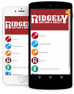 Ridgely Auction & Realty App- screenshot thumbnail