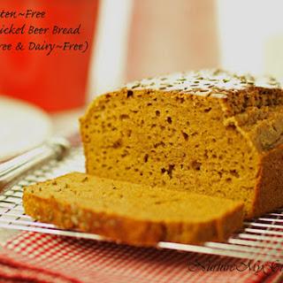 Gluten Free Pumpernickel Beer Bread (Grain-Free)