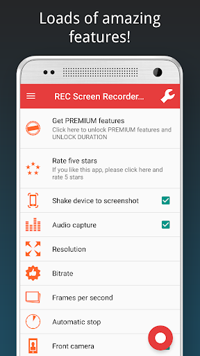 HD Screen Recorder for PC