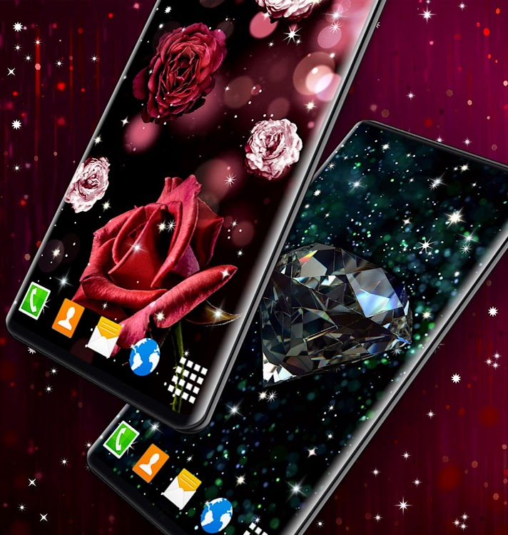 Black Live Wallpaper Dark Mode Wallpapers Themes Android Apps Appagg