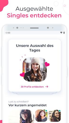 LoveScout24 : Flirt, Chat, Dating App für Singles 5.31.3 screenshots 2