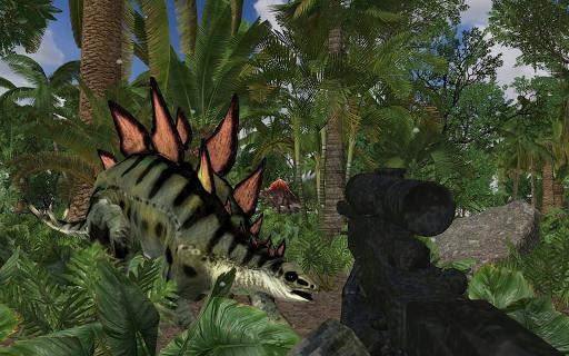 Dinosaur Hunter: Survival Game  captures d'u00e9cran 3