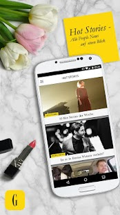 GRAZIA Magazin – Miniaturansicht des Screenshots