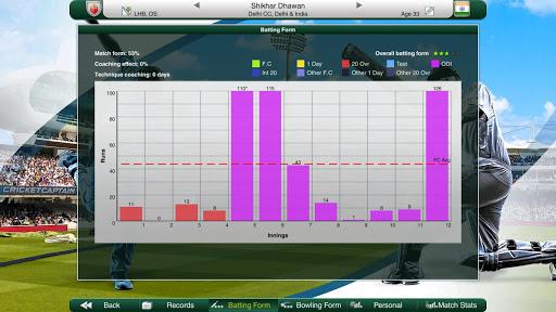 Cricket Captain 2019 0.51 screenshots 20