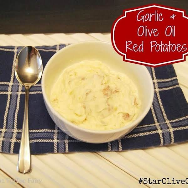 Garlic & Cream Cheese Red Potatoes Recipe
