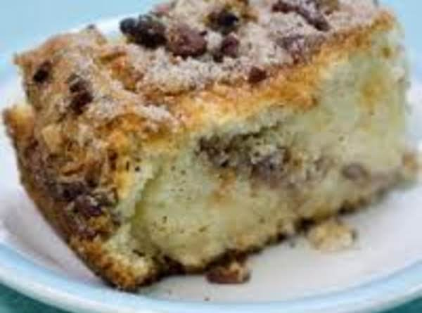 Country Morning Coffeecake