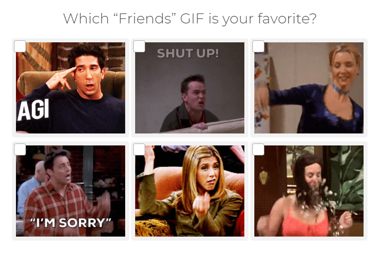 Friends GIF question