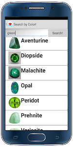 Gemstones list with description 8.9.7