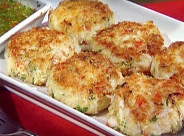 Crab Cakes By Sweetie Coconut Recipe