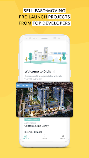 Didian - Property Agent App ss1