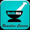 Home Remedies -MedicApp icon