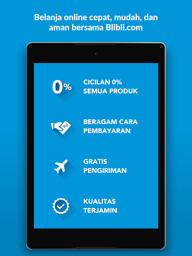 Blibli.com Belanja Online screenshot 15