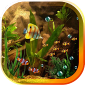 Aquarium World HD 3D LWP