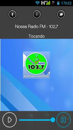 Nossa Rádio FM - 102 7