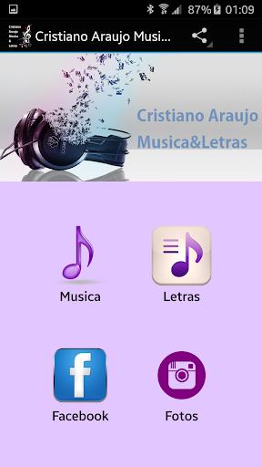 Cristiano Araujo Musica Letras
