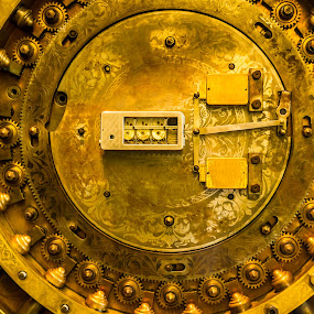 Vault by Eric Bott - Products & Objects Business Objects ( pwccurves, safe, ornate, pwc, metal, lock, door, bank, gold, vault )