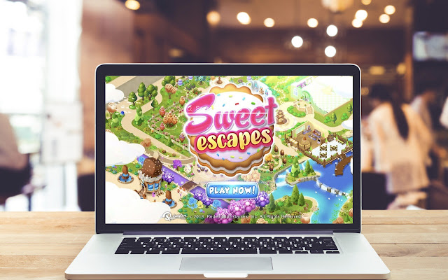 Sweet Escapes HD Wallpapers Game Theme