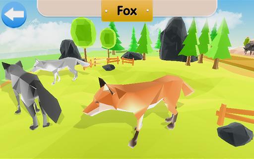 Sim Zoo - Wonder Animal 1.1.0 screenshots 16