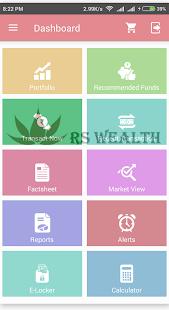 RS Wealth Management - náhled