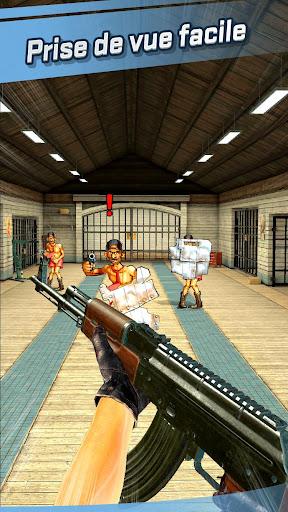Télécharger gratuit Tir Elite 3D - Tireur d'armes à feu APK MOD 1