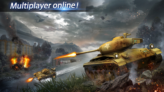 Furious Tank: War of Worlds 6