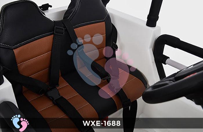 Xe oto điện trẻ em WXE-1688 2 chỗ ngồi 17