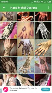 Latest Mehdi Designs - náhled